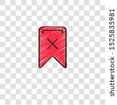 bookmark icon sign and symbol....