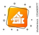 white cinema ticket icon... | Shutterstock .eps vector #1526085977