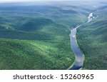 The Taiga River. Shooting From...