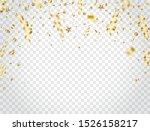 confetti and glitter on...   Shutterstock .eps vector #1526158217