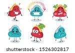 animated purses with different... | Shutterstock .eps vector #1526302817