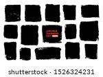 big vector set hand drawn... | Shutterstock .eps vector #1526324231