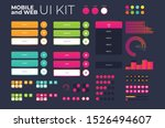 ux ui kit  for the design of...