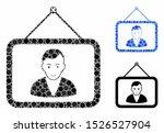man portrait composition for...   Shutterstock .eps vector #1526527904