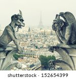 Stone Demons Gargoyle And...