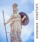 Athena Statue  The Ancient...