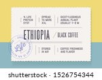 vintage minimal label. set of... | Shutterstock .eps vector #1526754344