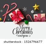christmas vector background... | Shutterstock .eps vector #1526796677