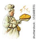 baker | Shutterstock .eps vector #152688551