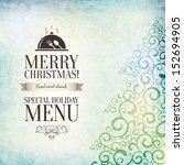 Special Christmas Restaurant...