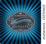 vector label background. | Shutterstock .eps vector #152704625