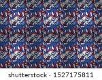 seamless pattern beautiful... | Shutterstock . vector #1527175811