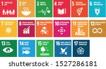 Icon Set  The Global Goals....