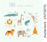 Wildlife. Funny Animals In...