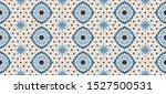 talavera pattern. azulejos... | Shutterstock .eps vector #1527500531