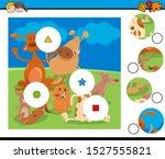 cartoon illustration of...   Shutterstock .eps vector #1527555821