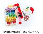 Workshop Santa Claus Made Of...