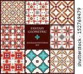 Fantasy Geometric Seamless...