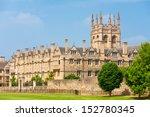 merton college. oxford... | Shutterstock . vector #152780345