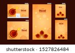 set of poster and template... | Shutterstock .eps vector #1527826484