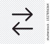double arrow icon design...