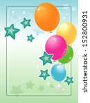 party and celebration... | Shutterstock .eps vector #152800931