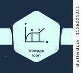grunge line pie chart...