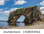 Beautiful Stone Natural Arches...