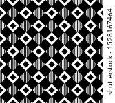black and white diagonal... | Shutterstock .eps vector #1528167464