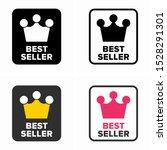 best seller  top rate item... | Shutterstock .eps vector #1528291301