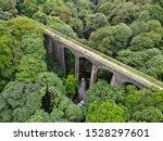 Healey Dell Old Railway Viaduc...