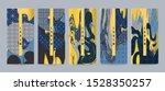 set of japanese patterns for... | Shutterstock .eps vector #1528350257