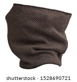 scarf wind mask isolated on...   Shutterstock . vector #1528690721
