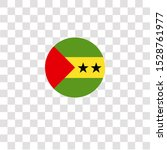 sao tome and principe icon sign and symbol. sao tome and principe color icon for website design and mobile app development. Simple Element from countrys flags collection for mobile concept