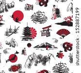 fondo,aves,blanco y negro,edificios,crisantemo,grúa,dragón,este,ventilador,flores,casa,japón,paisaje,miniaturas,montaña
