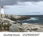 Peggy\'s Cove  Nova Scotia  ...