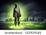 image of stalker touching media ...   Shutterstock . vector #152929181