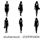 vector illustration of women... | Shutterstock .eps vector #1529591834