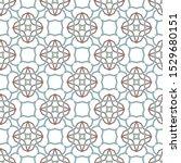 geometric ornamental vector... | Shutterstock .eps vector #1529680151