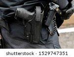 P99 Walther Police Gun At...