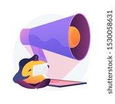 social media marketing.... | Shutterstock .eps vector #1530058631