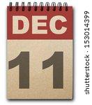 11  December Calendar On...