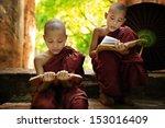 Southeast Asian Myanmar Little...