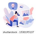 photography concept.... | Shutterstock .eps vector #1530195137