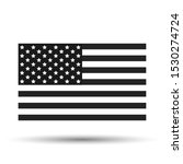 flag icon. graphic template.... | Shutterstock .eps vector #1530274724
