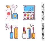 cosmetic products and...