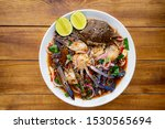 Yum Blue Crab Salad Spicy Hors...