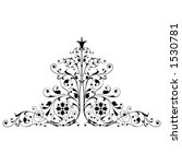 ornamental design  digital... | Shutterstock .eps vector #1530781