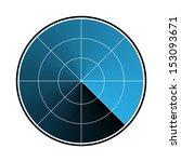 radar | Shutterstock .eps vector #153093671