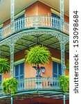 Old New Orleans Houses In...